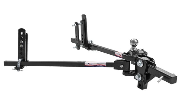 Fastway 92-00-0600 E2 6,000 Lbs Trunion Weight Distributing Hitch