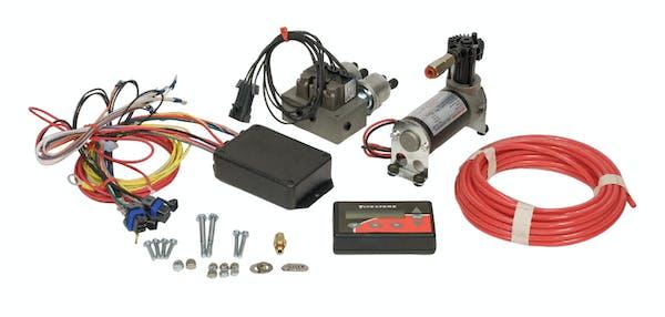 Firestone Ride-Rite 2500 Remote Quad System