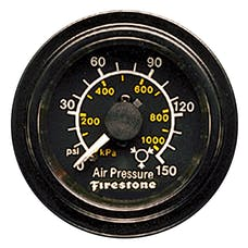 Firestone Ride-Rite 9073 Dual Air Gauge