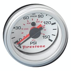 Firestone Ride-Rite 9201 White Fac Dual GA Only