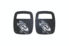 Fishbone Offroad FB31044 FISHBONE Tail Light Covers