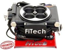 FiTech 30002 Go EFI 4 System Kit (Matte Black, 600 HP)