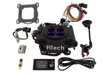 FiTech 30008 Meanstreet Series EFI System Kit (Matte Black, 800 HP)