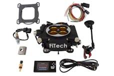 FiTech 30012 Go EFI 8 Series Power Adder System Kit (Matte Black, 1200 HP)