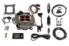 FiTech 31003 Go Street EFI System Master Kit (400 HP, Inline Fuel Pump)