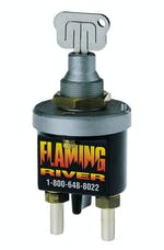 Flaming River FR1009 The Big Switch with Removable Key