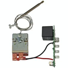 Flex-A-Lite 33021 Circuit board w/ temperature sensor #60, 150, 165, 175 (stainless steel probe)