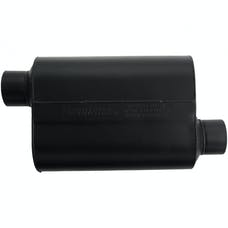 Flowmaster 953048 Super 40 Muffler-3.00 Offset In/3.00 Offset Out-Aggressive Sound