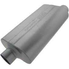 Flowmaster 9530560 50 H.D. Muffler-3.00 Offset In/3.00 Center Out-Moderate Sound