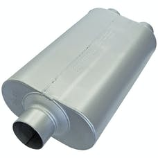 Flowmaster 9530572 50 H.D. Muffler-3.00 Center In/2.50 Dual Out-Moderate Sound