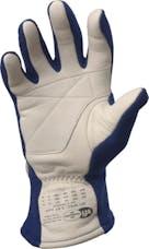 G-FORCE Racing Gear 4101XXLBU GF G5 GLOVES SFI 3.3/5 XX-LARGE BLUE