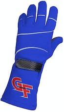 G-FORCE Racing Gear 4106XXLBU G6 Glove XX-Large Blue