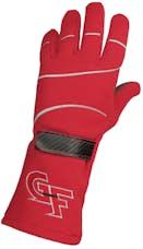 G-FORCE Racing Gear 4106XXLRD G6 Glove XX-Large Red