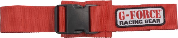 G-FORCE Racing Gear 4290RD TORSO HARNESS RED