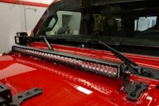 Go Rhino 731300T Jeep Wrangler JL Light Mounts