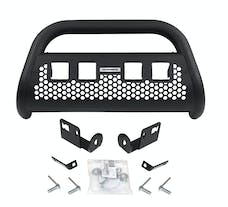 Go Rhino 55664T RC2 LR - 4 lights - Complete kit: Front guard + Brackets