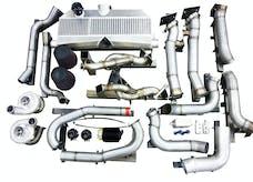 Granatelli Motorsports 170105 1998-2002 F-body Twin Turbo Kit