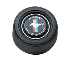 GT Performance 21-1525 GT3 Horn Button Hi-Rise Blk Color Mustang