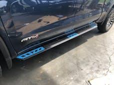 Hammerhead Armour 600-56-0953 Silverado/Sierra Truck Bed Rail For 19-Pres Silverado/Sierra 1500 Black Steel