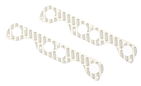 Hedman Hedders 27100 HEDDER FLANGE Gaskets for CHEVY SB- Brodix Heads