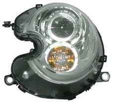 Hella Inc 354477311 HLMP BI-XEN LH MINI W/ AUTO ADJ W/ WHITE