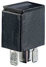 Hella Inc 965453041 RELAY MICRO 12V 20/10A SPDT RES