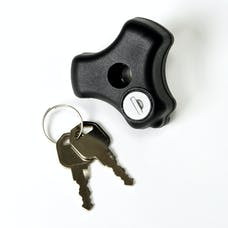 Hi-Lift Jacks VERS-LK Secure your HI-Lift with a quality key-locking knob.