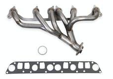 Hooker 70305403-RHKR BlackHeart Shorty Header, Stainless Steel