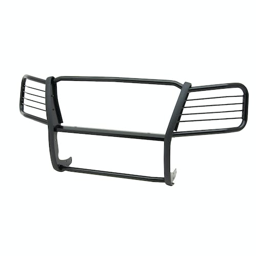 Iconic Accessories 133-5383 Black Powder-Coated Steel Grille Guard (Full Front-End)
