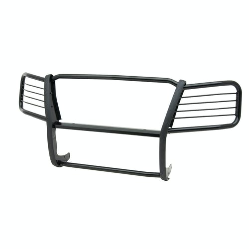 Iconic Accessories 133-5410 Black Powder-Coated Steel Grille Guard (Full Front-End)