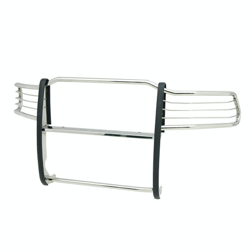 Iconic Accessories 134-1420 Polished Steel Grille Guard (Full Front-End)