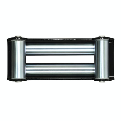 Iconic Accessories 431-82199 4 Way Roller Winch Fairlead for winches with steel cable only