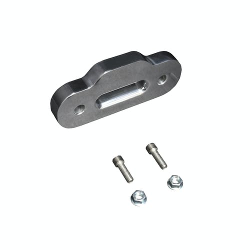 Iconic Accessories 431-82211 Hawse Fairlead For utility winches w/synthetic rope