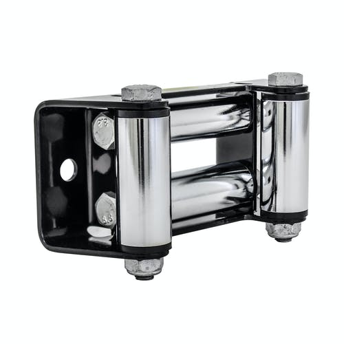 Iconic Accessories 431-82214 Roller Fairlead For utility winches w/wire cable