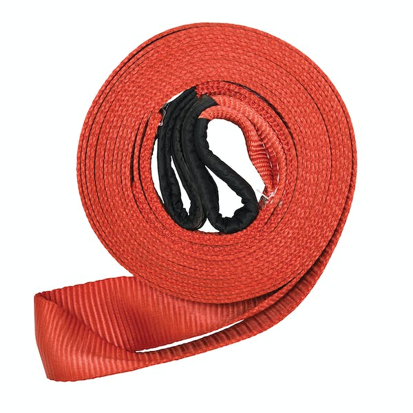 "Iconic Accessories 441-82139 Snatch Strap 2.5"" x 30' length with high quality nylon w/reinforced ends"