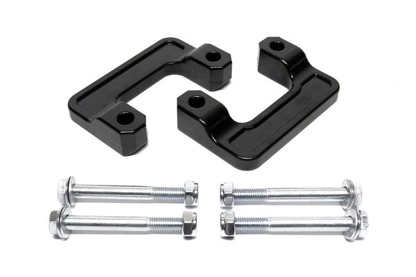 "Iconic Accessories 611-1802 2"" Leveling Lift Kit (Aluminum)"
