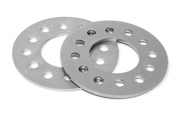 """Iconic Accessories 611-9901 0.25"""" Wheel Spacers (Pair)"""