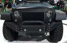 Iron Cross Automotive GP-1300 Full Size Front Bumper With Bar