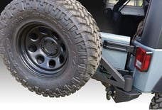 Iron Cross Automotive GP-2300 Full Size Rear Bumper With Tire Carrier