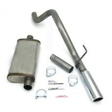 """JBA Performance Exhaust 40-1513 40-1513 3"""" Stainless Steel Exhaust System 99-01 Grd Cher"""