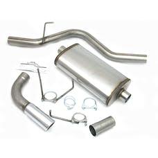 JBA Performance Exhaust 40-1528 JBA 40-1528 3 SS Exhaust System 03 Ram Regular Cab Short Bed 5.7L Hemi