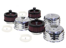 K&N 60-0503 Round Air Filter Assembly