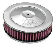 K&N 60-1010 Round Air Filter Assembly