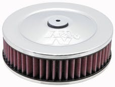K&N 60-1030 Round Air Filter Assembly