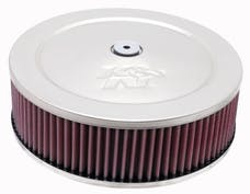 K&N 60-1080 Round Air Filter Assembly