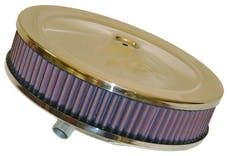 K&N 60-1110 Round Air Filter Assembly
