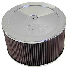 K&N 60-1220 Round Air Filter Assembly