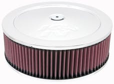 K&N 60-1230 Round Air Filter Assembly