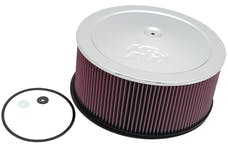 K&N 60-1255 Round Air Filter Assembly
