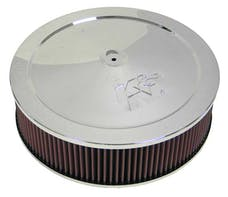 K&N 60-1410 Round Air Filter Assembly